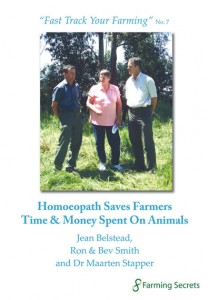 Jean Belstead - Homoeopath Saves Farmers Time & Money Spent On Animals