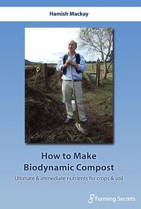 Hamish Mackay – How to Make Biodynamic Compost