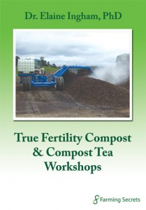 Dr Elaine Ingham True Fertility Compost Workshop