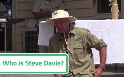 Steve Davie of Bimbadeen uses his accounting skills to diversify