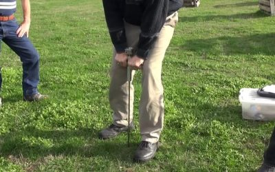 The Penetrometer – A handy tool to test compaction