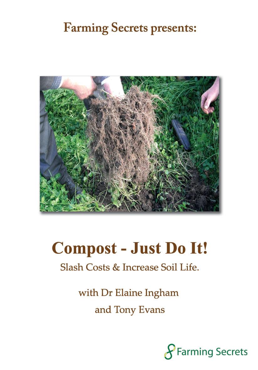 Dr Elaine Ingham – Compost – Just do it!